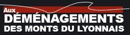 Aux Déménagements des Monts Lyonnais