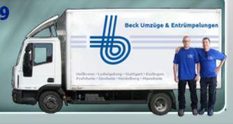 Beck Umzüge & Entrümpelungen