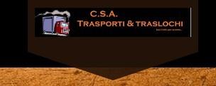 C.S.A. Trasporti e Traslochi
