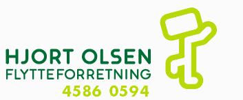 Moving company Hjort Olsen Hørsholm Flytteforretning