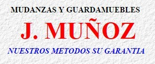 Mudanzas J.Muñoz