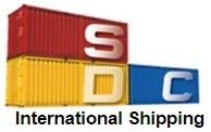 SDC International Shipping
