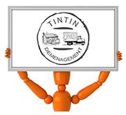 Tintin Déménagement